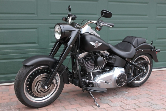 Annonce occasion, vente ou achat 'Harley-Davidson FLSTFB Fat Boy Special/L'