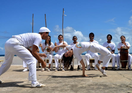 capoeira angola - Annonce gratuite marche.fr