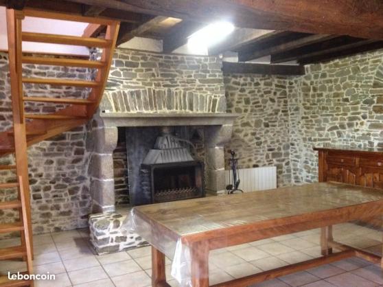 Maison en pierre 80m2 près MT ST MICHEL - Photo 3