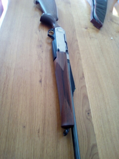 carabine browning longtrac - Annonce gratuite marche.fr