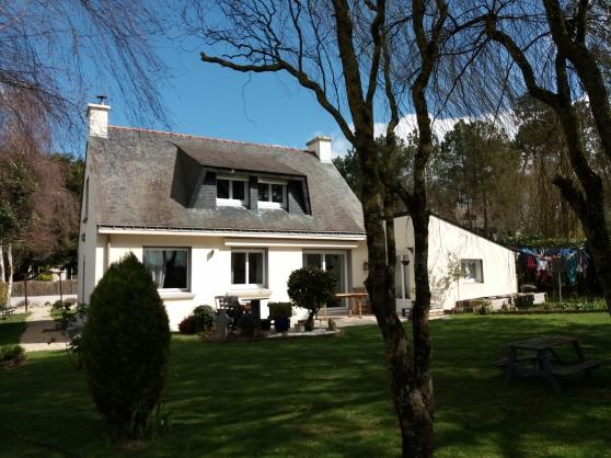 Petite Annonce : Maison 5 pièces 90m2 - Située dans un joli hameau à 10' des plages, 20' de Vannes.  Maison