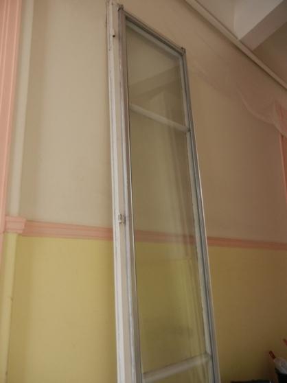 double vitrage (amovibles) + fenêtres