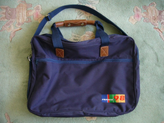 Sac France coupe du monde 98