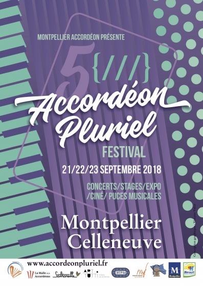 Annonce occasion, vente ou achat 'Festival Accordéon Pluriel 5ème édition'