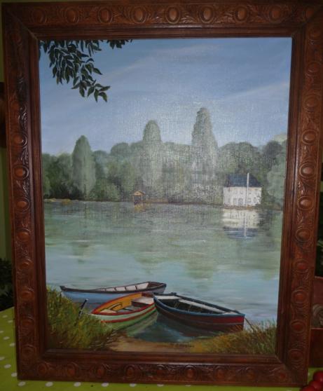 Tableau bords du Loiret