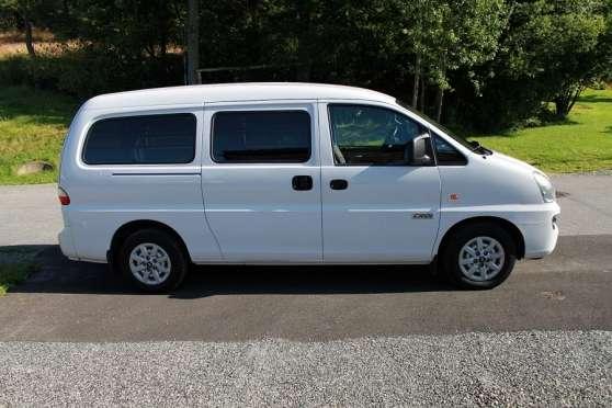 Vehicule transport Hyundai H-1