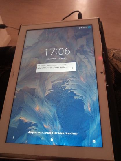Annonce occasion, vente ou achat 'TABLETTE ACER ICONIA 10,1 POUCES 16GO'