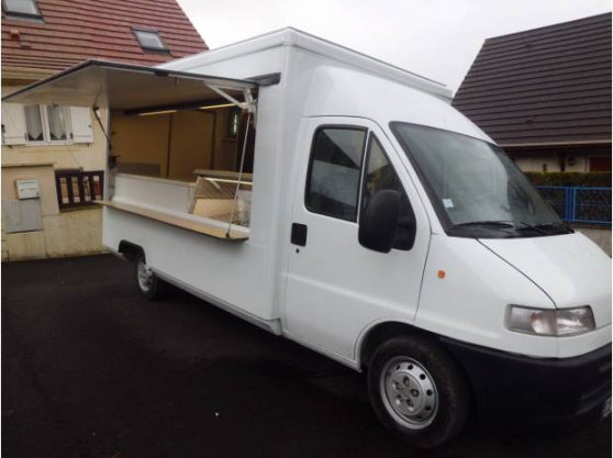 Annonce occasion, vente ou achat 'je donne mon camion magasin snack food'