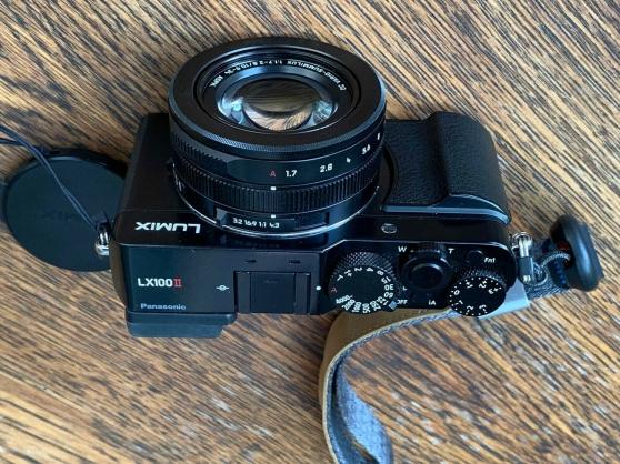 Annonce occasion, vente ou achat 'Boitier Compact Panasonic LX100 II'