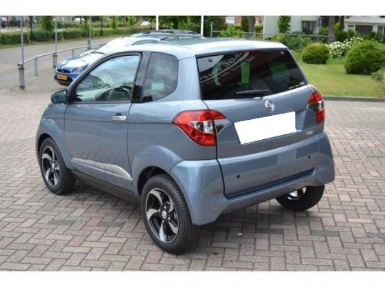 Annonce occasion, vente ou achat 'voiture sans permis Aixam City'