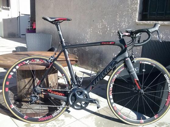 Annonce occasion, vente ou achat 'Vélo Wilier'