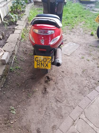 Scooter peugeot Elystar 150cc
