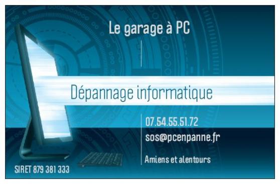 Annonce occasion, vente ou achat 'Dépannage informatique Amiens'