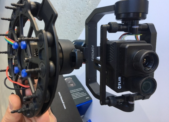 Annonce occasion, vente ou achat 'Caméra thermique FLIR DUO PRO R avec Nac'