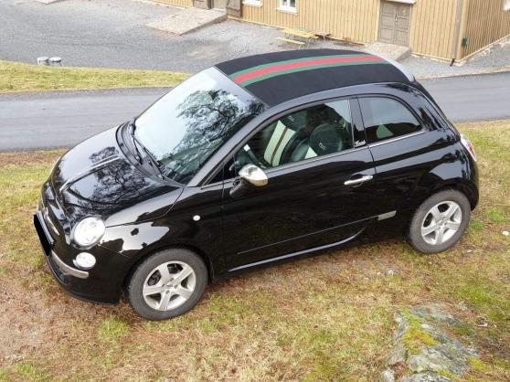 Annonce occasion, vente ou achat 'FIAT 500C'