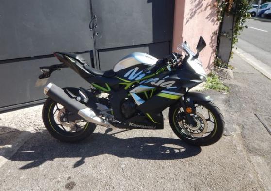 Annonce occasion, vente ou achat 'Kawasaki Ninja 125cm3 , Garantie 2 Ans'