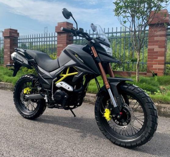 Annonce occasion, vente ou achat 'Moto Xtrail 125cc garantie 2 ans'