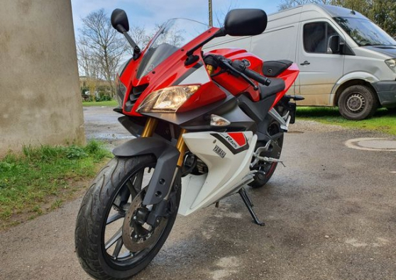 Annonce occasion, vente ou achat 'Yamaha yzfr 125'