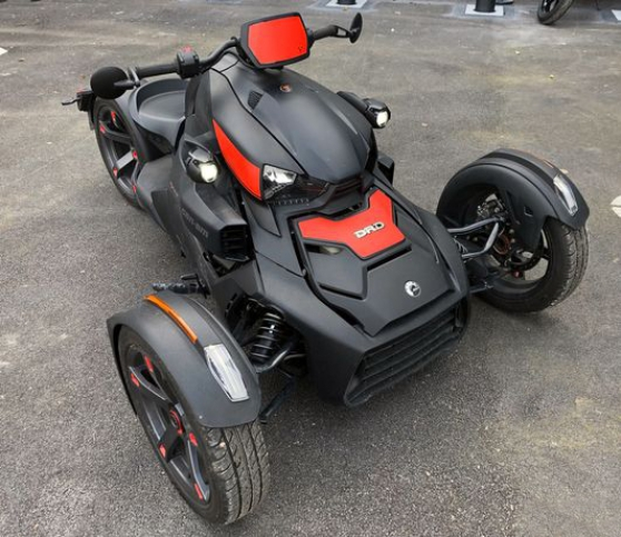Annonce occasion, vente ou achat 'Can-Am RYKER 600'