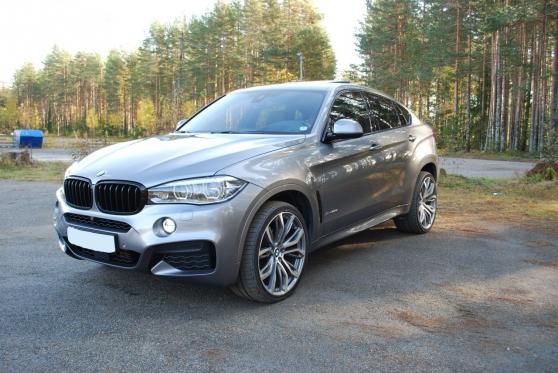 BMW X6 X DRIVE 30 D