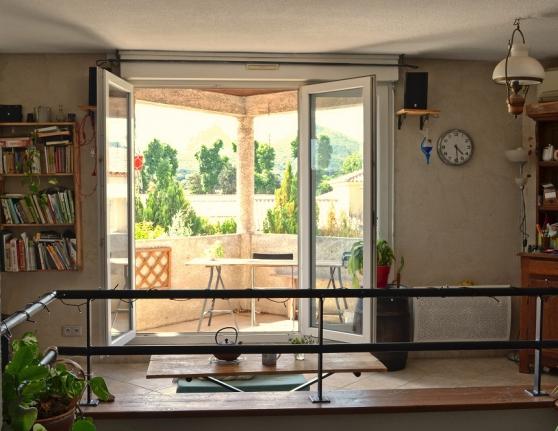 Loft 71m² + jardin et terrasse