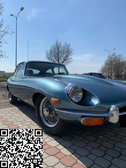 Jaguar E-type 4.2 deuxième série 2 + 2