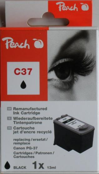 PG37 - Cartouche Compatible Canon Pixma