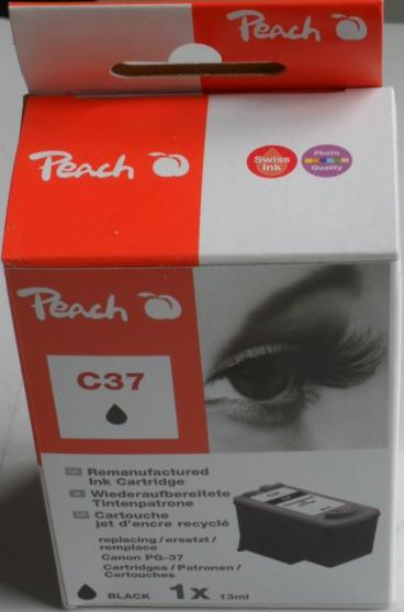 PG37 - Cartouche Compatible Canon Pixma - Photo 2