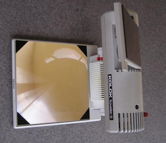Rétroprojecteur portable à transparents - Photo 2