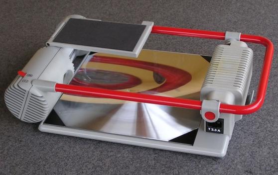 Rétroprojecteur portable à transparents - Photo 3