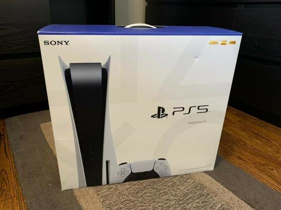 PS5 sony Blu-Ray standard Edition