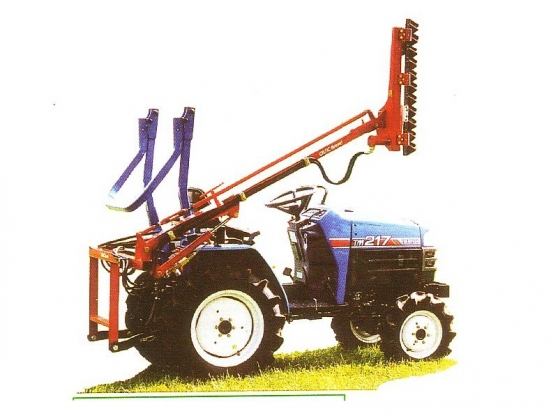Annonce occasion, vente ou achat 'Taille-haie celtic pour micro-tracteur'