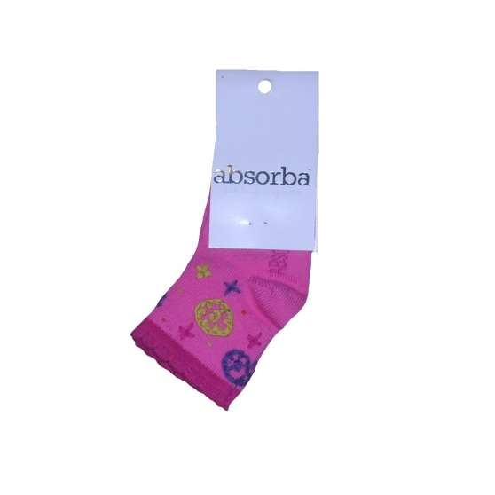 Annonce occasion, vente ou achat 'Chaussettes rose « ABSORBA » neuves -60%'