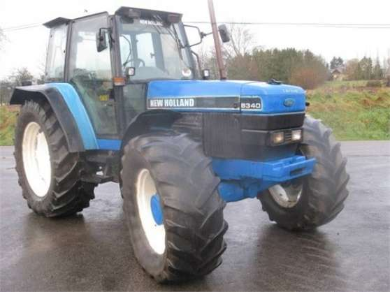 Tracteur New Holland 830 H