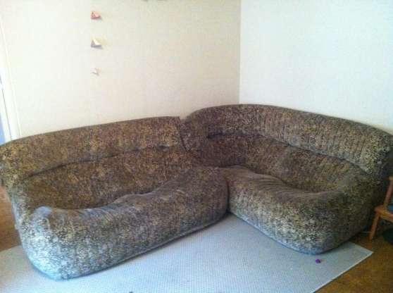 Canap ligne roset mod le togo paris meubles for Canape togo ligne roset occasion