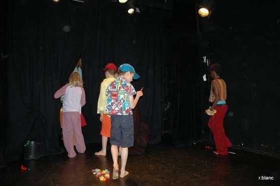 Cours de théâtre enfants et ados à Paris