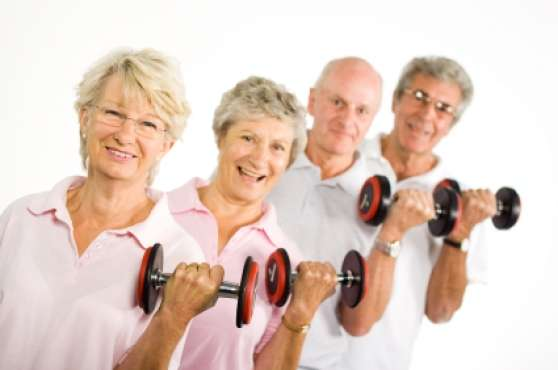Cours de sport santé à domicile