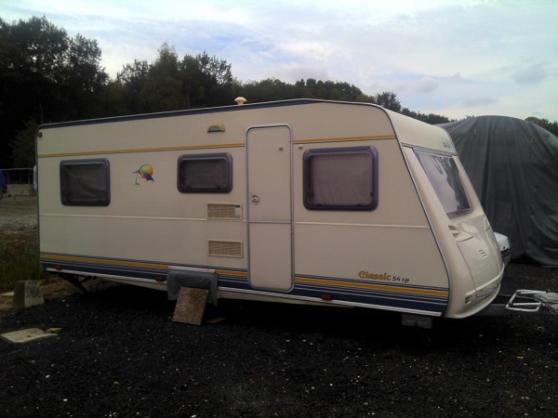 caravane GRUAU classic 54cp