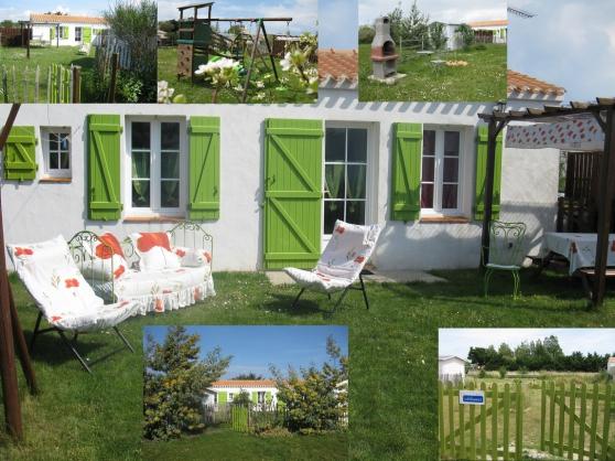 Annonce occasion, vente ou achat 'Superbe maison à louer à Noirmoutier'