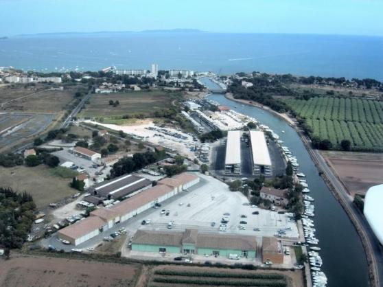 Place de Port à Hyères