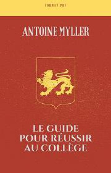 Annonce occasion, vente ou achat 'Le guide pour réussir au collège'