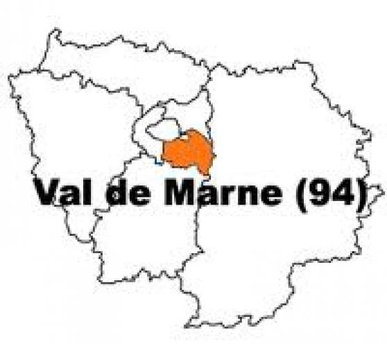 94 studio au Perreux sur Marne
