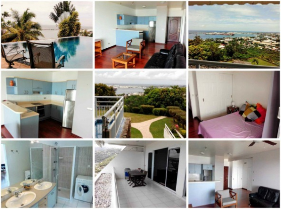 Appartement a papeete tahiti immobilier a vendre for Achat maison tahiti