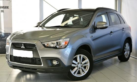 Annonce occasion, vente ou achat 'Mitsubishi ASX'