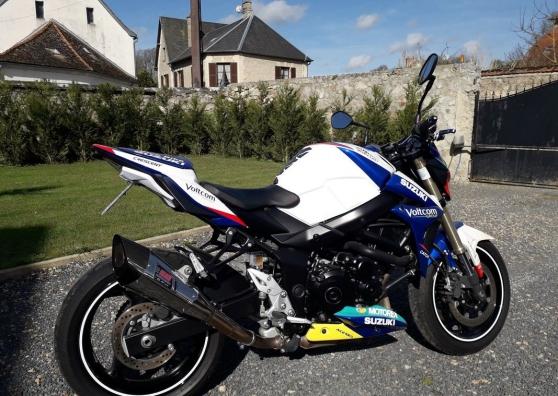 suzuki gsr 750 - Annonce gratuite marche.fr
