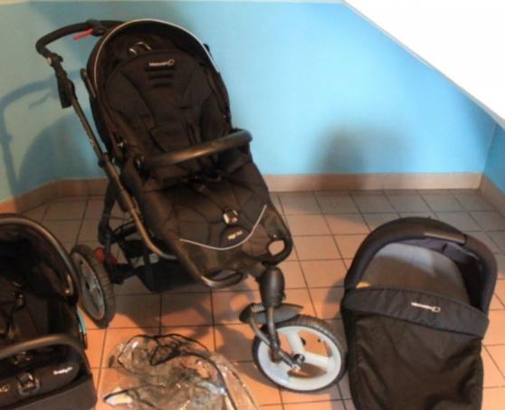 don poussette trio high trek bébé confor - Annonce gratuite marche.fr