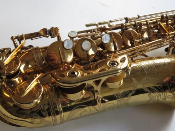 Soxophone alto selmer super action 80 2