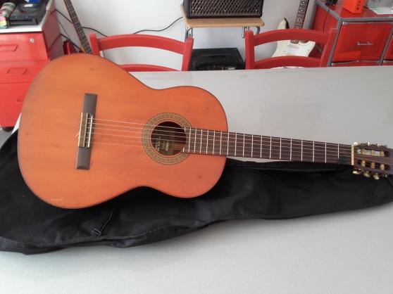 guitare yamaha - Annonce gratuite marche.fr