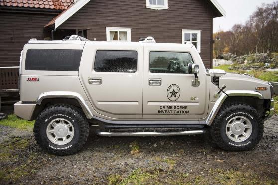 Hummer H2 CSI MIAMI Edition 2004, 125 00