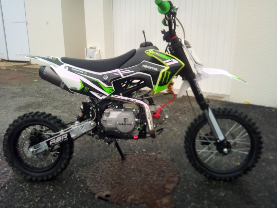 dirt bike 125 cc neuf